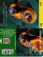 TARJETA TELEFONICA DE LUXEMBURGO. TP20 (081) - Luxembourg