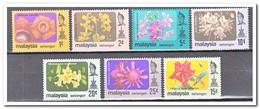 Maleisië Selangor 1975, Postfris MNH, Flowers - Maleisië (1964-...)