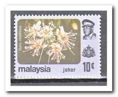 Maleisië Johor 1983, Postfris MNH, Flowers - Maleisië (1964-...)