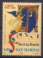 Saint-Marin San Marino  1995  Yvertn° 1428 *** MNH Cote 1,25 Euro - Saint-Marin