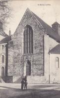 53.  LAVAL. CPA . RARETE. ST MICHEL. ANNEE 1918 - Laval