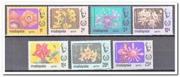 Maleisië Perlis 1979, Postfris MNH, Flowers - Maleisië (1964-...)