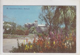 BERMUDA. 70. GOVERNMENT HOUSE. A J GORHAM LTD.-TBE-BLEUP - Bermuda