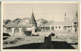 Luderitz - Kapps Hotel - Namibia