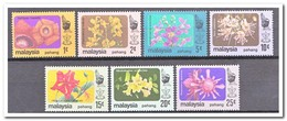 Maleisië Pahang 1979, Postfris MNH, Flowers - Maleisië (1964-...)