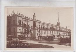MEXICO. PALACIO NACIONAL. F MARTIN.-TBE-BLEUP - Mexico