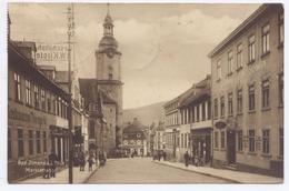 BAD ILMENAU / JLMENAU Marktstrasse -1925 - Bon état - Germania