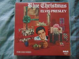 Elvis Presley- Blue Christmas - Disco, Pop
