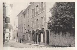Saint-bonnet-le-chateau - Rue Chevalier, Maison Verny - Other Municipalities