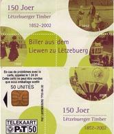 TARJETA TELEFONICA DE LUXEMBURGO. TP28 (031) - Luxembourg