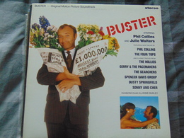 Trame Sonore/Phil Collins- Buster - Soundtracks, Film Music
