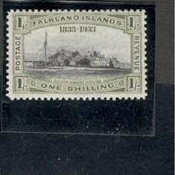 Falkland1933: Michel66mh* Cat.Value 60Euros($74) - Falkland Islands