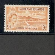Falkland1955: Michel 121mnh** Cat.Value 20Euros($24+) - Falkland Islands