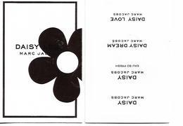 """Marc Jacobs Carte """"DAISY LOVE"""" Usa - Cartes Parfumées"""
