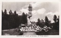 NEUVILLE ST VAAST - PAS DE CALAIS - (62) -  CPA - Autres Communes
