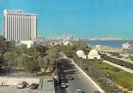 Afrique- Lybia LIBYE LIBIA - TRIPOLI View Of EL MEHARI HOTEL InTripoli *PRIX FIXE - Libya