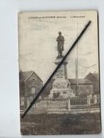 CPA Souple , Tachée - Lihons En Santerre -(Somme) - Le Monument - France