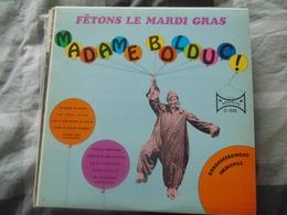 Madame La Bolduc- Fetons Le Mardi Gras - World Music