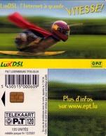 TARJETA TELEFONICA DE LUXEMBURGO. TP35 (033) - Luxembourg
