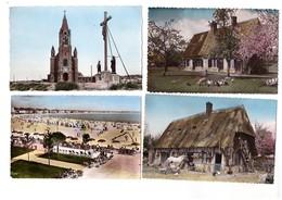 Lot 631 Cartes Postales De France 231 Petit Format 400 Grand Format , Toutes Les Cartes Scannées Sont Incluses - Cartes Postales