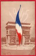 -- Année Scolaire 1945-1946 - SOUVENIR DE LA LIBERATION Et De La VICTOIRE - Ville De NOISY LE SEC -- - Diplomi E Pagelle