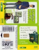 TARJETA TELEFONICA DE LUXEMBURGO. TP39 (064) - Luxembourg