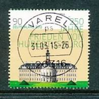GERMANY Mi.Nr. 2985 250 Jahre Frieden Von Hubertusburg - Used - Gebraucht