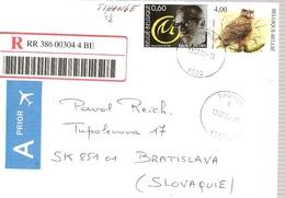 Belgie R-letter ... Ai621 - Belgium