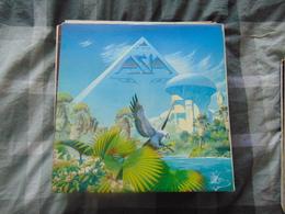 Asia- Alpha - Soundtracks, Film Music