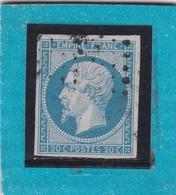 N° 14A   PC  XXXX    -REF 14112 - 1853-1860 Napoléon III