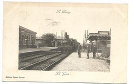LE PERRAY - La Gare - TRAIN - Le Perray En Yvelines