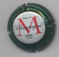 CAPS CHAMPAGNE MONTAUDON (4) - Autres