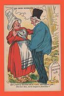 ET/174 NORMANDIE CES BONS NORMANDS QUE HUREUSE MON PAUVRE ...FUMELLIER  EDITIONS GABY 19 HUMOUR FOLKLORE - Humour