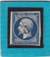 N° 14A    LOSANGE   -REF 14112 - 1853-1860 Napoléon III