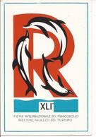 Riccione - XLI Fiera Internazionale Del Francobollo - H4234 - Rimini