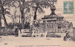 SAINT-LEU-la-FORET . Cercle National Des Arts (source Mery) - Saint Leu La Foret