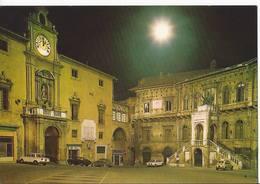 Fermo - Piazza Del Popolo - Notturno - H4235 - Fermo