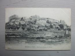 MIRAMAS Le VIEUX - Côté Nord Et Ruines Du Château - Francia