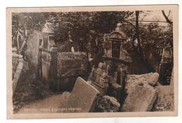 Nr.  9283,  FOTO-AK, Prag, Friedhof - Tchéquie