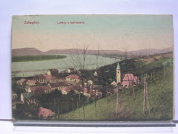 HONGRIE - ZEBEGENY - LATKEP A KALVARIAROL - 1930 - Hungary