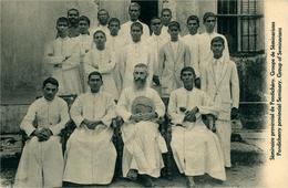 PONDICHERY Séminariste à Pondichery - India