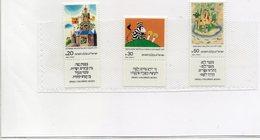 1984   LIVRES DES ENFANTS   N°   922 / 4      NEUF    TAB    COTE    2,50  EURO - Israel