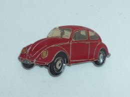 Pin's VOLKSWAGEN COCCINELLE A - Volkswagen