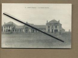 CPA  Très Souple  - Dury -  (Somme ) - La Colonie Scolaire - France