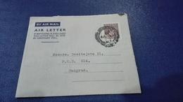 1420. Letter Nigeria Lagos-Yugoslavia Belgrade Air Mail 1951, 2 - 1945-1992 Socialistische Federale Republiek Joegoslavië