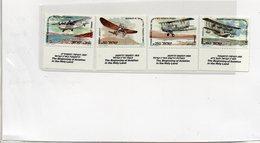 1985   AVIONS   N°   933 / 6       NEUF  TAB    COTE    6,50  EURO - Israel