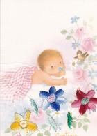 (Alb 1.9) Carte  Postale: Habillée, Brodée Ou Habillée Et Brodée (abimé) - Cartes Postales
