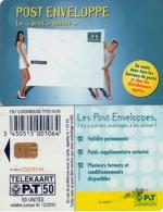 TARJETA TELEFONICA DE LUXEMBURGO. TP38 (092) - Luxembourg