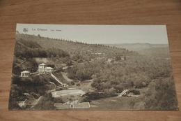 1153- La Gileppe, Les Filtres - Gileppe (Stuwdam)