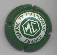 CAPS CHAMPAGNE MARNE ET CHAMPAGNE - Marne Et Champagne